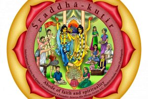 Sticker Sraddha-kutir